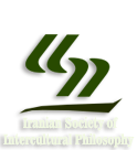 Iranian Society of Intercultural Philosophy
